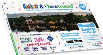 Save-Around Discount Coupon Books - COMING SOON!!