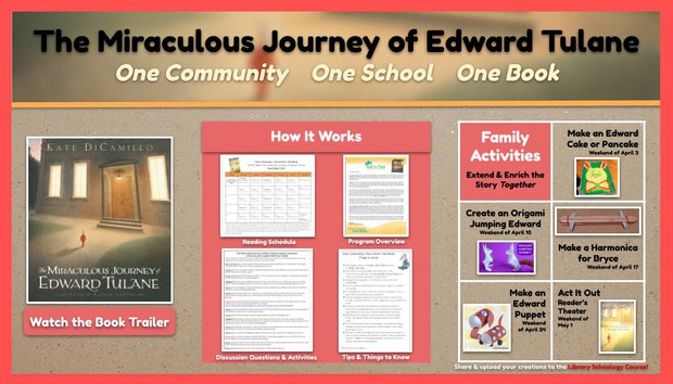 Learn more about One Community One School One Book