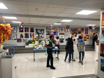NPHS Unified Night of the Arts