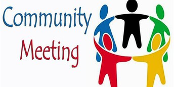 Community Meeting with MMA Administration and Board of Directors