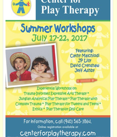 Two-Day Presentation for the Center for Play Therapy at the University of North Texas