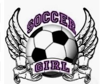 Girls Soccer online meetings!