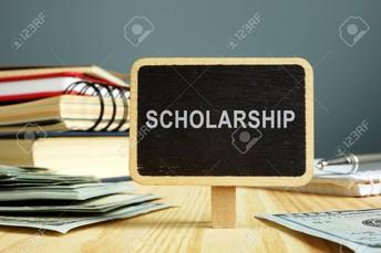 Senior Scholarship Notebooks