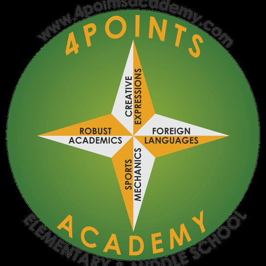4Points Academy Grade 1-8 Online School & Tutoring profile pic