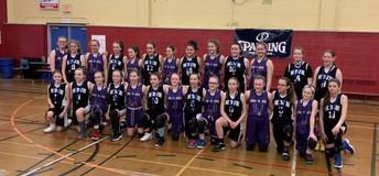 Grade 7 Girls Basketball