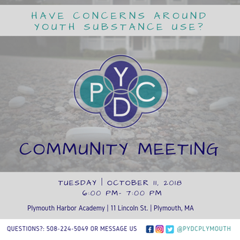 Our next Community Meeting