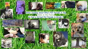 4P Virtual Pet Parade