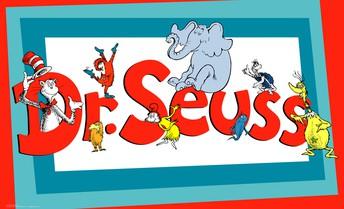 Dr. Seuss Week / Semana del Dr. Seuss