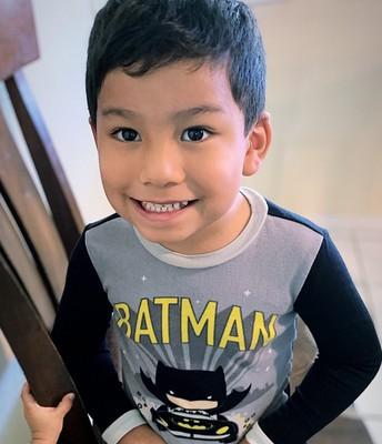 Pajama Day- Batman