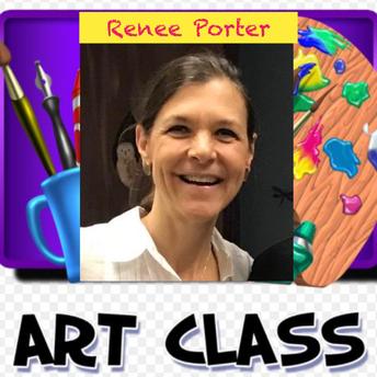 Renee Porter, Art Teacher
