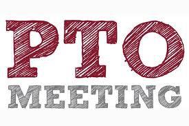 PTO Meeting Next Week