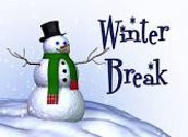 Winter Break December 21 - January 6