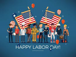 Labor Day Holiday - September 2, 2019
