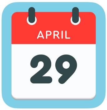 April 29, 2021