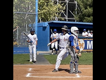 Freshman Baseball against El Toro
