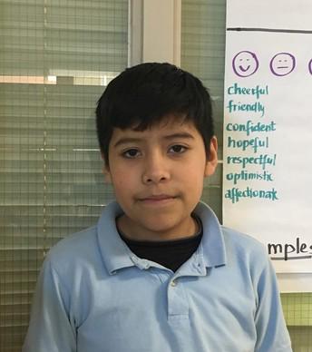 Emmanuel - 6th Grade