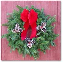 Christmas Greenery Sales