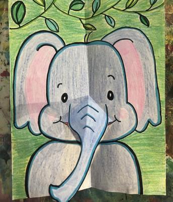Talking Elephant!