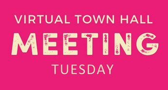 Parent Town Hall Meeting: October 20