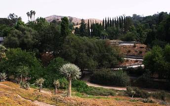 UCR Botanical Gardens Tour