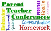 Parent-Teacher Conferences!