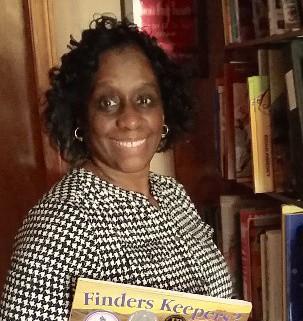 Atlanta Georgia - Dr. Brenda Pruitt-Annisette, Chair of Coretta Scott King Book Awards Community