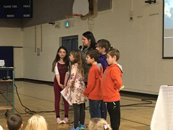 Monday Morning Faith Assembly brought to us by 3K!