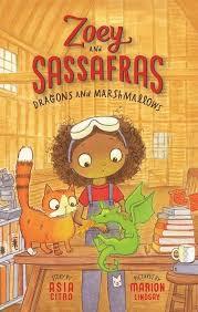 Mrs. Brewer Reads  Zoey and Sassafras