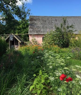 Camilla Plums lantgård