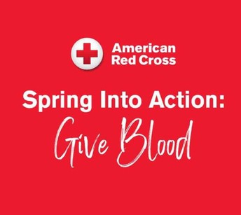 Red Cross Blood Drive with Begin Again Foundation