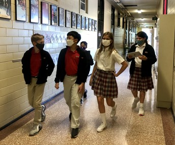 MIDDLE SCHOOL VIDEO PRODUCTION ENRICHMENT CLASS IS A BIG HIT