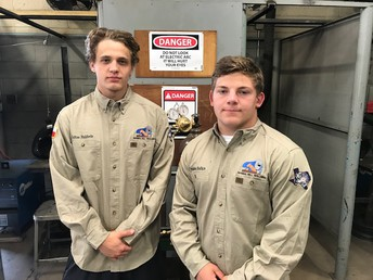 Senior Certified Welders