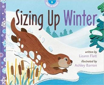 Sizing Up Winter by Lizann Flat