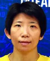 Huijing Wang from Spring - Table Tennis