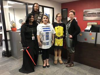 Front Office Star Wars