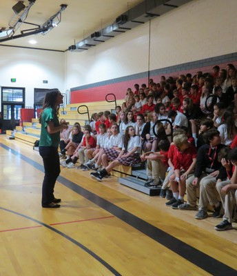 Substance Abuse Prevention Awareness Month Guest Speaker