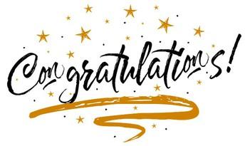 Congratulations to Bryan Bjorlin & Sam Khwice