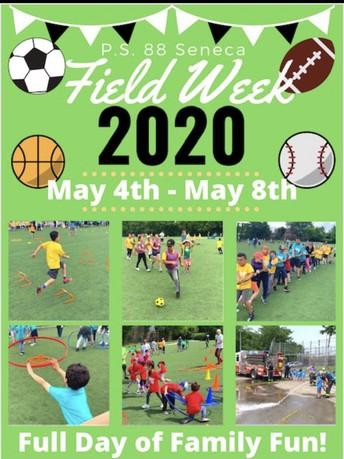 Field Week 2020!