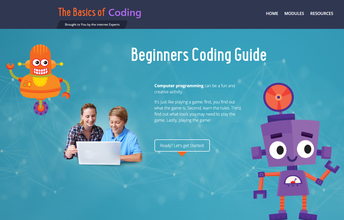 Learn to Code with this fun free website!