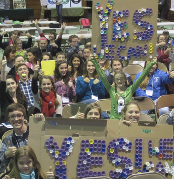 Youth Environmental Summit: November 1. Speak Out. Act Up. Be the Change.