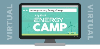 Free Wake County Energy Camp for 4th, 5th, and rising 6th Graders!