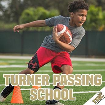 Turner Passing School- Football Skills