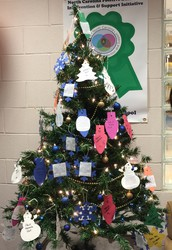 Key Club Winter Angel Tree