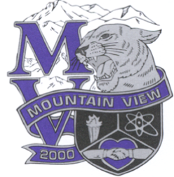 Welcome to Mountain View High School. Home of the Mountain Lion. Our motto is: PRIDE!