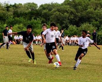 Garcia vs. Connally Soccer