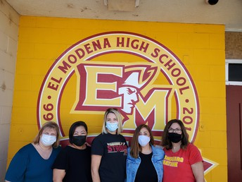 El Modena Counseling Team