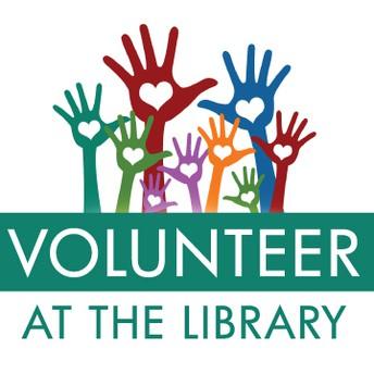 Library Volunteers Needed for 2020-21 School Year