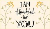 Staff Appreciation Week