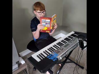 Axl's Reading Place