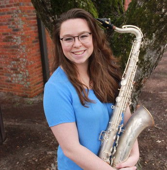 Catherine Patriquin, Associate Director of Bands